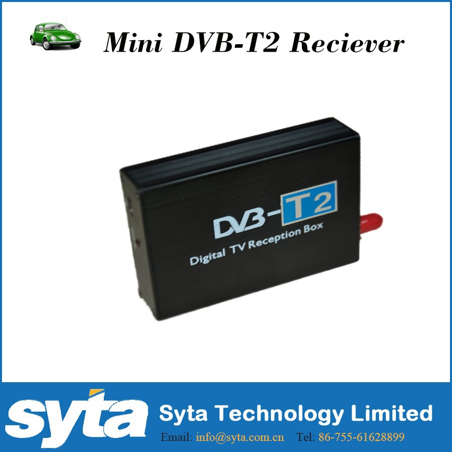 DVB t2 set top box android analog tv tuner