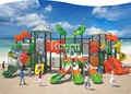 Kaiqi Group Sea Sailing Series KQ60022A kids favorite amusement park plastic commercial outdoor playground equipment