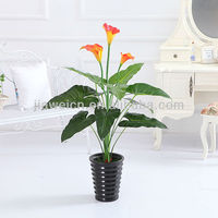 yiwu Artificial Calla lily plant factory