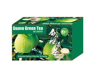 Guava Tea - herbal tea bag 2g*20bags Delicious organic guava leaf tea with High quality made in China Pumpkin & Guava Tea