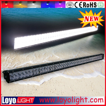 China wholesale 4D bar light led offroad 52inch 300W led light bar