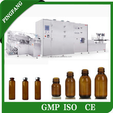 Pharmaceutical Syrup Oral Liquid Filling Production Line, Oral Liquid Manufacturing Plant
