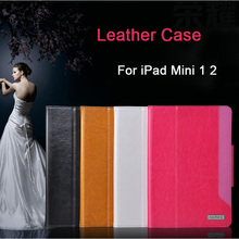 Remax Stand Leather Case For iPad mini 1 2