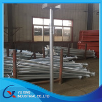 China supply Construction scaffolding metal Adjustable Props Jack, Scaffolding Steel Props