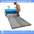 Precast Concrete Wall Panels extruder machine Making two panels at one time