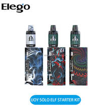 Elego New Coming 2017 e zigaretten 0.5ohm 80W 2ml IJOY Solo ELF