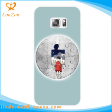 China mobile accessories phone case fancy girl attractive pc durable mobile covers and accessories