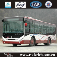 First- class Preformance China Manufacture 10.5m 20-40 seater Euro 4 Comfortable Long City Bus Dimension