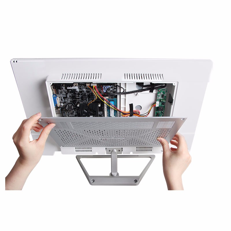 "all in one pc touchscreen i7 for Office School Hotel Bank 18.5"" 19"" Windows10 Linux Wall-mounting"