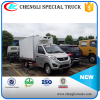 FOTON 4x2 Small Cold Storage Vehicle Freezer Refrigerated Truck Cold Room Van
