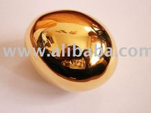 Gold Plated Real Egg
