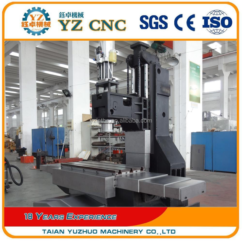 New Products cnc milling machine frame with 3d scanner