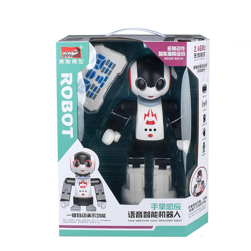 0662842 best selling kids palm induction multiple functions robots for adults with high quality