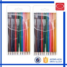 Artist PVC bag 12 pack water soluble pencil