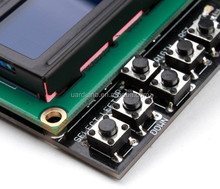 LCD 1602 Keypad screen shield,expansion board