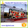 alibaba express led commercial advertising display screen P8 outdoor rgb stage led display for concert