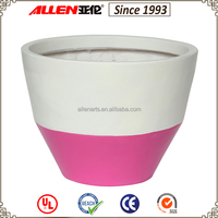 Attractive Design Superior Quality Led Flower Pot And Polyresinh Flower Pot