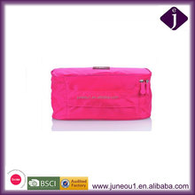 New Arrival Fashion Pink Ladies Cosmetic Bag Travel Toiletry Bag CB011