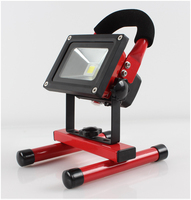 hot new products for 2016 10watt led flood light rechargeable led flood light Portable light