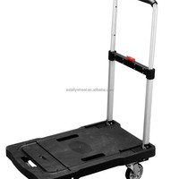 4 Wheel 150kg Foldable Platform Hand