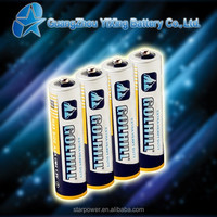 Stable quality 1.5v r03 um-4 aaa carbon dry battery