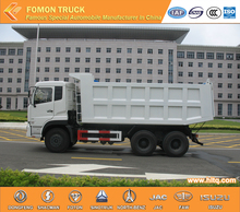 Attractive and Reasonable Price Manufacturer DONGFENG 10wheels 210 hp rubbish dumper truck