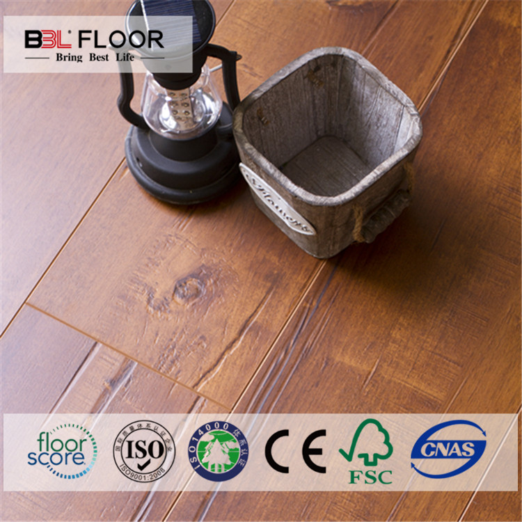 hot selling wholesale 12mm high gloss laminate flooring For Preforming Rubber Compound