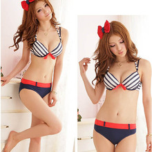 Product direct sale new bowknot bra panti photo