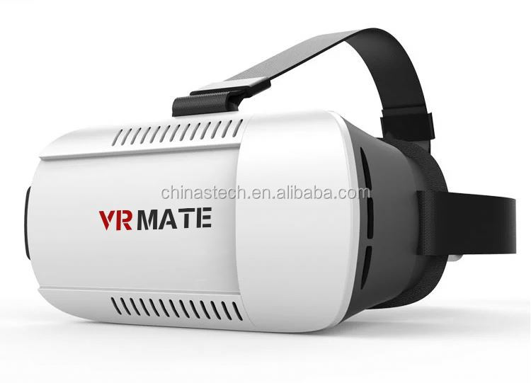 free sample custom google cardboard 3d video glasses virtual reality vr box 3d videos and movies use