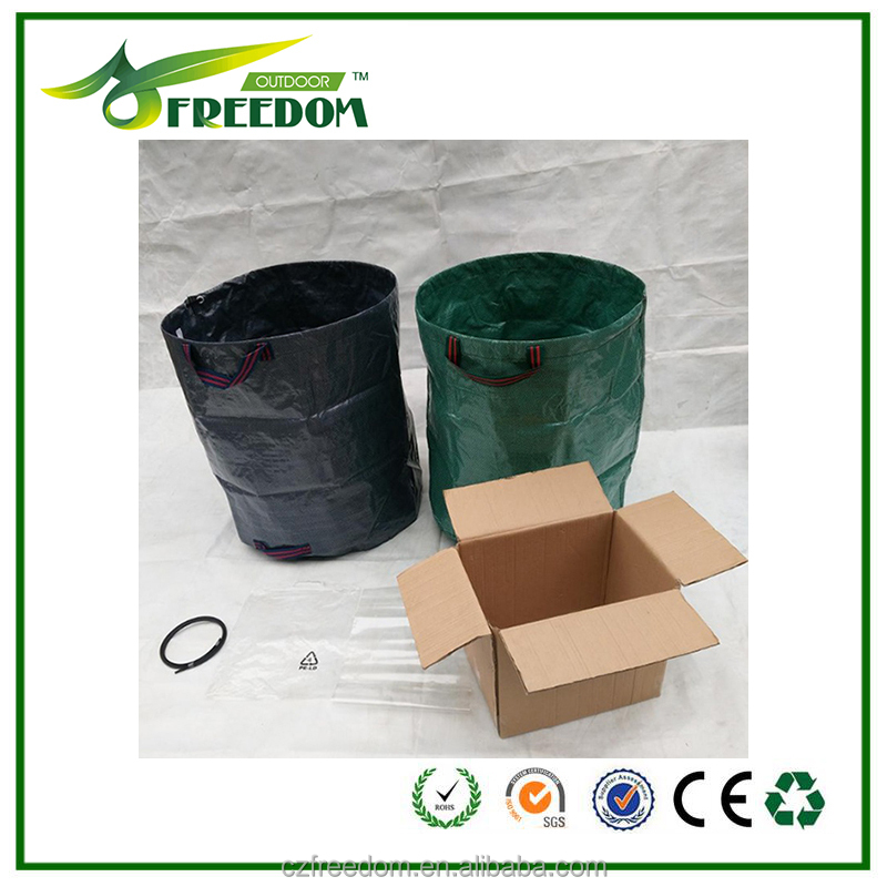 plastic garden bag for Leaf Collector