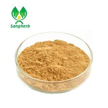 ISO certified high grade CAS 65666071 milk thistle extract 80% silymarin extract