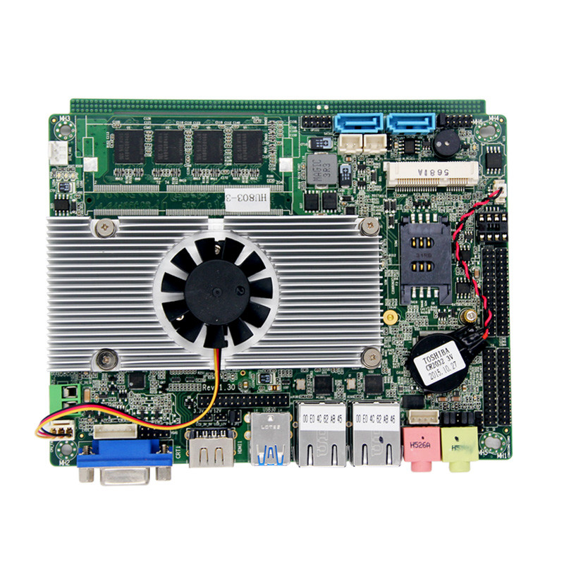 lga 1366 used desktops motherboards Integrated Core Haswell-U mobile processor motherboard Onboard 2GB/4GB DDR3L RAM