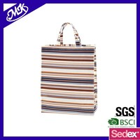 Latest Hot Selling!! Custom Design pvc coated cotton shopping bag from China workshop