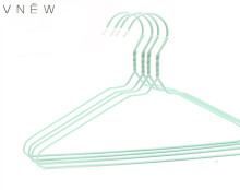 eco-friendly small metal wire hanger