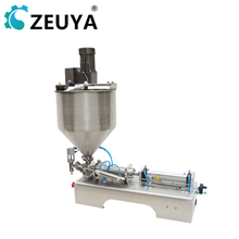hot sale semi automatic 100-1000ml automatic <strong>fruit</strong> can filling machine manufacturer