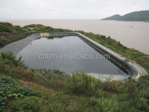LDPE/HDPE/EVA Geomembrane Liner for Landfills Capping