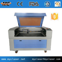 China hot sale wood door design machine laser cutting and engraving cnc CO2 laser machine MC 1290