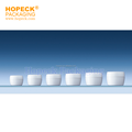 50ml, 60ml, 70ml, 80ml, 100ml PP plastic jar for sale , HPK-PLABP103039-00082U