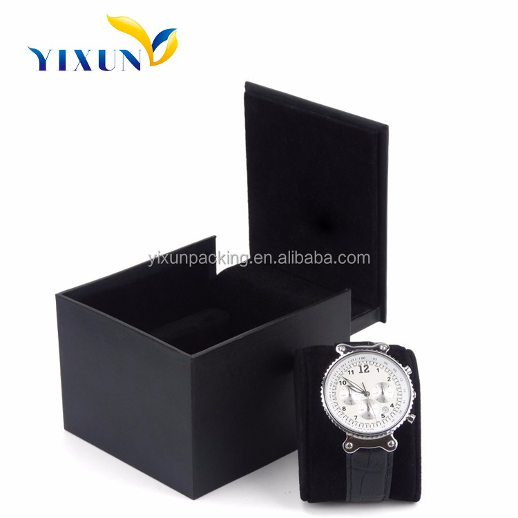 Custom Homemade Printing Paper Wrist Watch Packaging Box For Watches