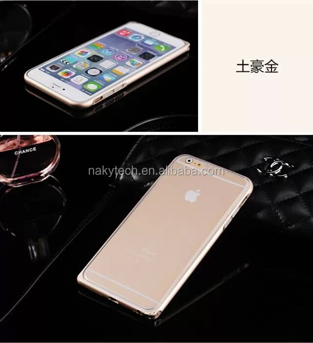 For iphone 6 bumpers TPU Bumper For iphone6 4.7' Case covers