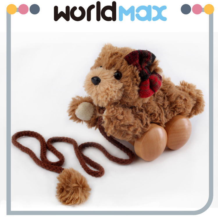 China Manufacturer OEM Promotional Stuffed Christmas Birthday Gifts Teddy Bear Plush Children Toys