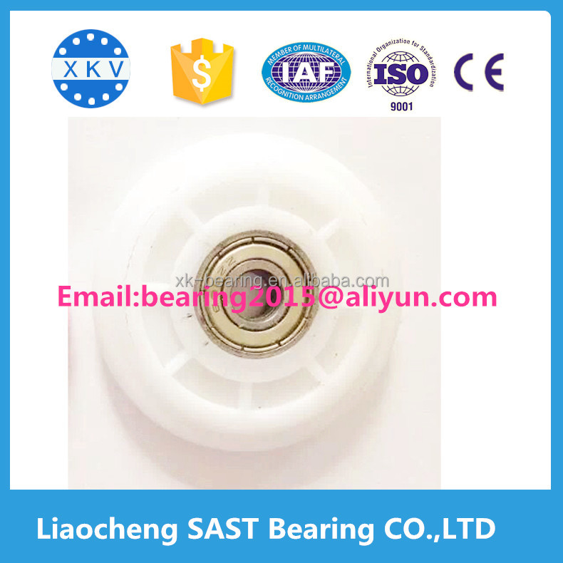 small plastic ball bearing 626zz