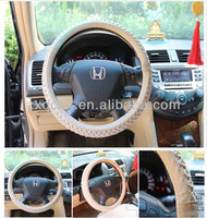 new car accessories PVC cheap steering wheel cover for Africa market