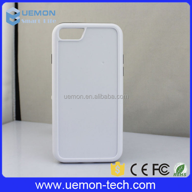 Factory price custom groove rubberized case for iphone 7 wholesale alibaba