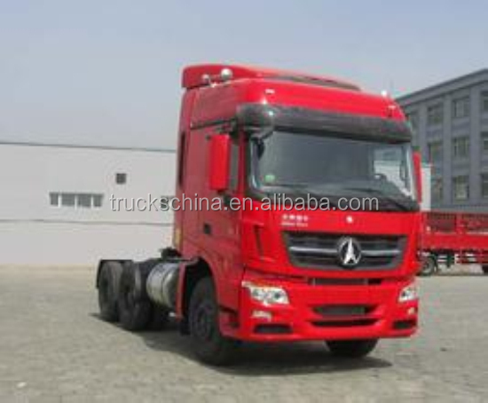 Beiben 6*4 V3 Tractor Truck for iran truck