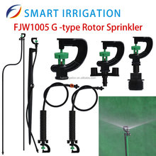 Direct Manufacturer Sales G type Full Circle Micro Jet Sprinkler For Garden Greensward Irrigation System Made In China