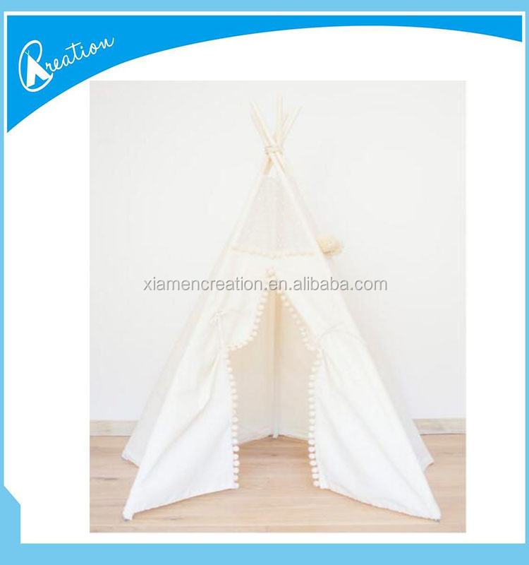 Indoor kids play tent house teepee kids