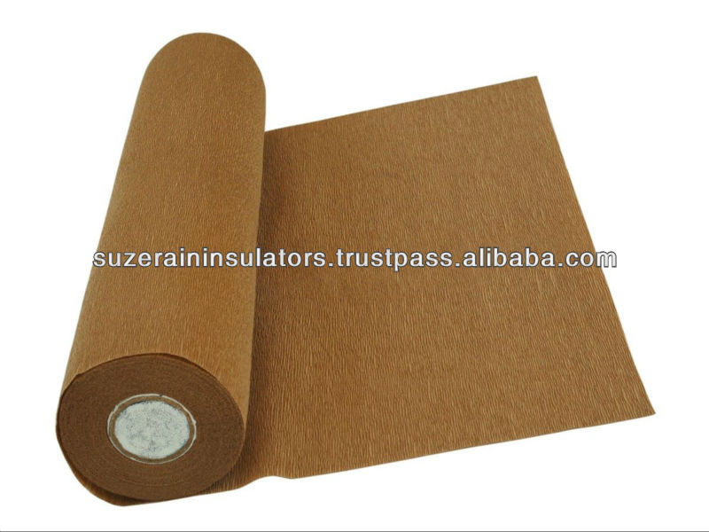 Elecrical Insulating Crepe Kraft Paper