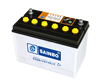JIS Car Battery 12V 80Ah Dry Charged Car Battery