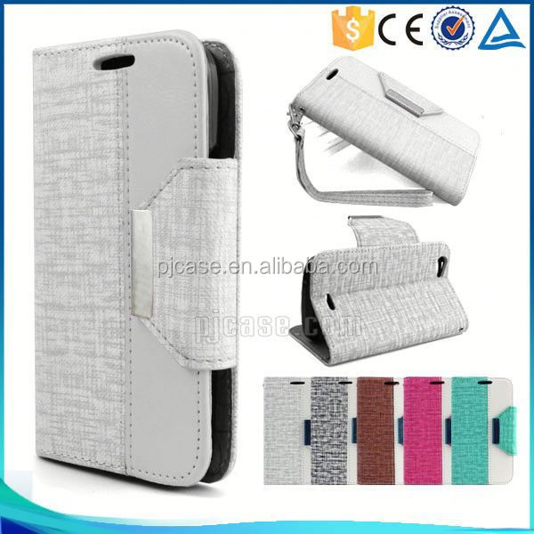 New arrival mix color wallet style design cell phone case for Blackberry 9100
